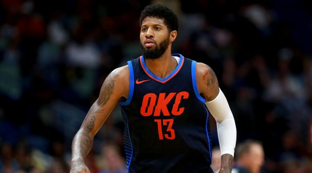 Paul George Returns to Thunder on 4-Year, $137 Million Contract ... - si.com