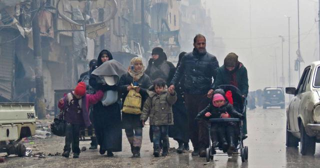 Es complejo entender lo que está pasando en Siria