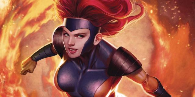 Jean Grey se convierte en villana en X-Men Fénix Oscura. Fuente: screenrant.com