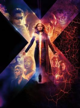 Poster X-Men: Fenix Oscura. Fuente vía:20 Century Fox
