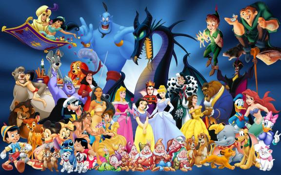Brain Magazine - Reportages - J'ai vu tous les Disney : mon Top 50 - brain-magazine.fr