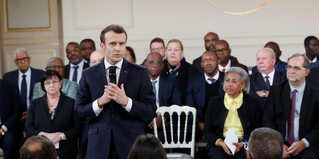 EXCLUSIF. Comment Emmanuel Macron prépare un référendum en secret - lejdd.fr
