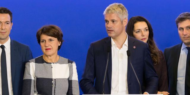 Laurent Wauquiez et Les Républicains lancent leur propre grand débat - lejdd.fr