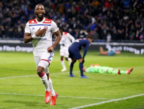 L1 - Le PSG chute à Lyon et n'est plus invaincu - yahoo.com