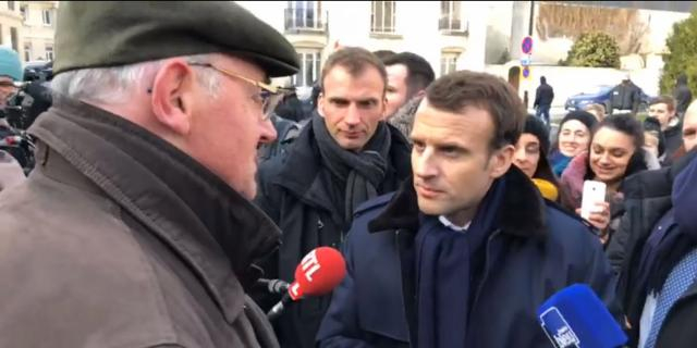 A Châlons-en-Champagne, Emmanuel Macron défend la hausse de la CSG - lejdd.fr