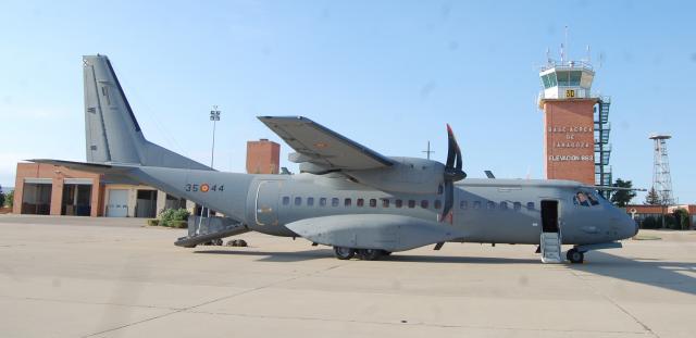 El C-295. Se sesarrollarán versiones de patrulla marítima