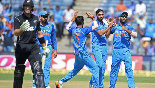 India vs New Zealand 2nd T20 live (Image via BCCI/Twitter)