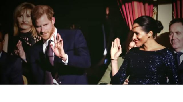 Meghan Markle's friends says she is bullied. [Image source/ABC News YouTube video]