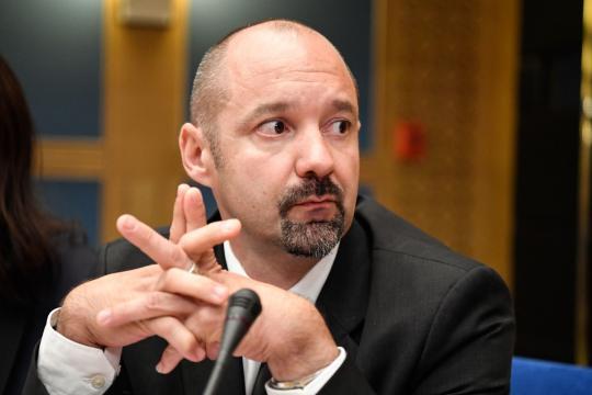 Vincent Crase, cité dans l'affaire Benalla - lefigaro.fr
