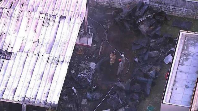Un incendio deja al menos diez muertos en la ciudad deportiva del ... - lavozdegalicia.es