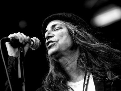 Patti Smith, la poetessa del rock, sarà al Medimex - wikipedia.org