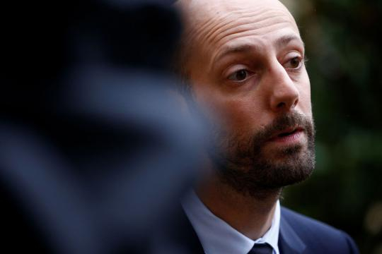 Stanislas Guerini favorable au retour de la taxe carbone - parismatch.com