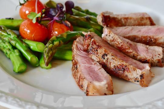 Alimentos nutritivos para una dieta saludable (RitaE Pixabay)
