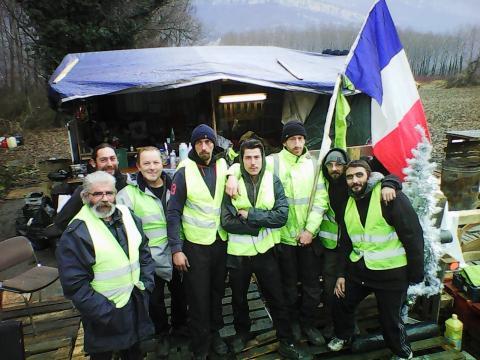 Déroulement du mouvement des Gilets jaunes en France — Wikipédia - wikipedia.org