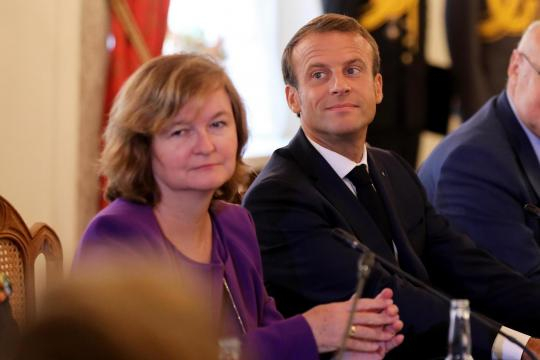 Nathalie Loiseau: How to lean in, the French way | Times2 | The Times - thetimes.co.uk
