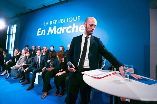 Sondage européennes : En Marche creuse l'écart - parismatch.com