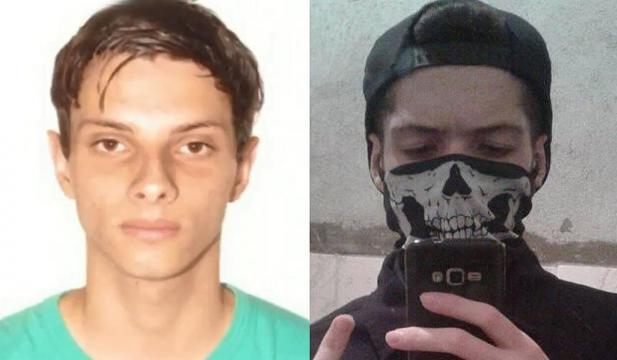 Autores do massacre já foram alunos da escola em Suzano. (Imagem: Reprodução Redes Sociais - Arquivo Pessoal)