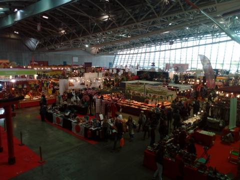 Festival dell'Oriente visione dall'alto 1