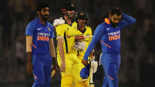 India vs Australia 5th ODI Preview: Will Experiments Continue in ... - thequint.com