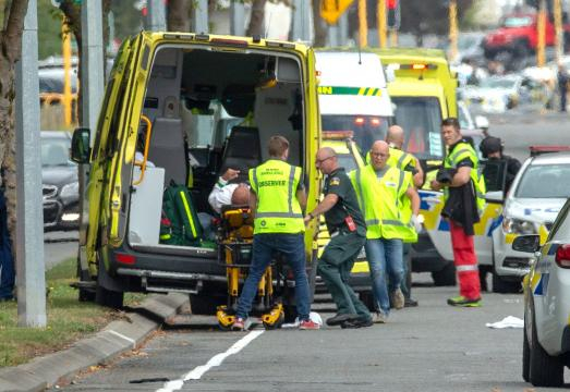 Attaque terroriste de Christchurch en Nouvelle-Zélande: au moins ... - lefigaro.fr