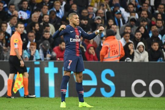 Ligue 1 - 11e journée : Grâce à Mbappé et Draxler, le PSG s'impose ... - eurosport.fr