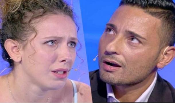 Angela e Roberto a C'è Posta per Te