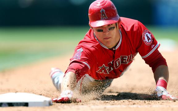 Trout es la nueva cara del béisbol.www.virtualdeportivo.com