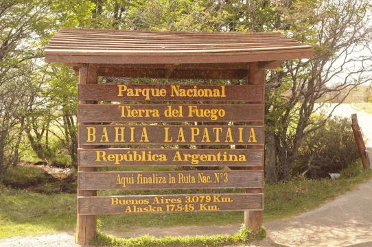 EL PARQUE NACIONAL MÁS AUSTRAL DEL MUNDO | Tierra Turismo ... - tierraturismo.com