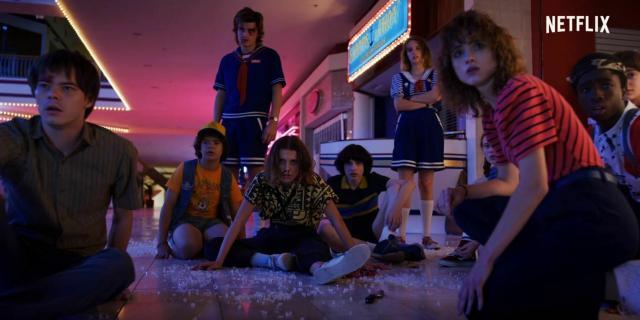 Stranger Things lanza el tráiler definitivo de su tercera temporada (Netflix)