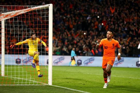 L'antisèche de Pays-Bas - France (2-0) : Indignes de leur étoile ... - eurosport.fr