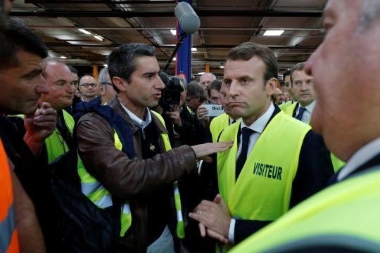 Invités à l'Elysée, des députés insoumis, dont Ruffin, boycottent ... - titrespresse.com