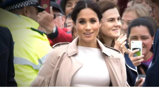 Meghan Markle's closest friends defend her from criticism. [Image source/TODAY YouTube video]