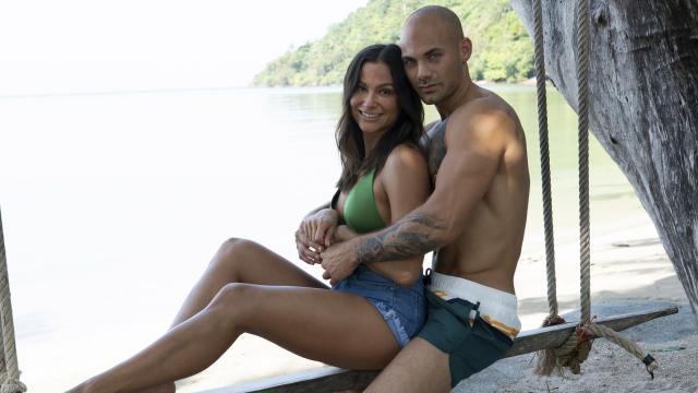 Temptation Island: Fabian, hier mit seiner Ziania, packt über die Show aus.
