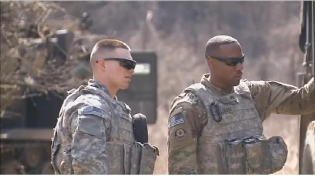 S. Korea, U.S. launch Key Resolve military drills. [Image source/ARIRANG NEWS YouTube video]