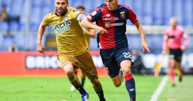 Diretta Udinese-Genoa: streaming online e live in tv dalle 15 su SkyGo e Sky Calcio 1