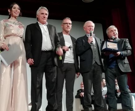 ReggioFilmFest - Premio Oreste Lionello a Roberto Chevalier