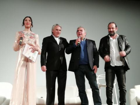 ReggioFilmFest_presenta Marita Langella