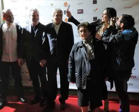 ReggioFilmFest: Red Carpet - Calopresti, Gregoraci, Marcello Fonte