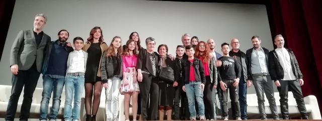 ReggioFilmFest: Via dall'Aspromonte - il cast