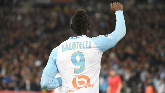 Marseille - Garcia s'exprime sur l'absence de Balotelli en ... - goal.com
