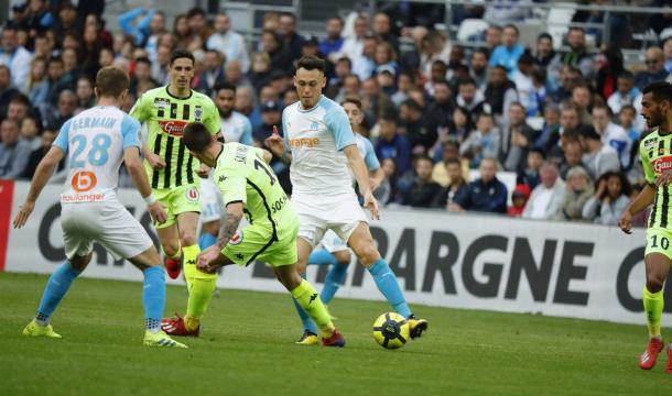 Résultat et résumé OM - Angers, match en direct - Ligue 1, 30e ... - lequipe.fr