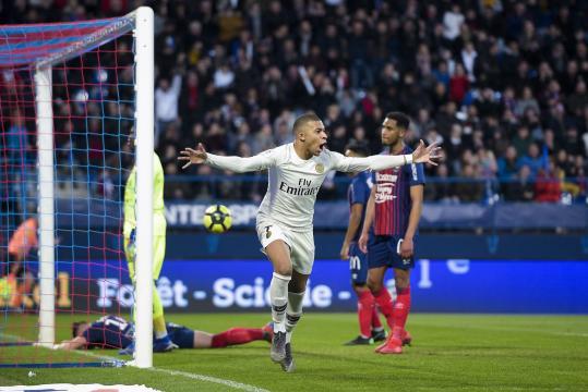 Article similaire à Ligue 1: Kylian Mbappé soulage le PSG à Caen ... - alvinet.com