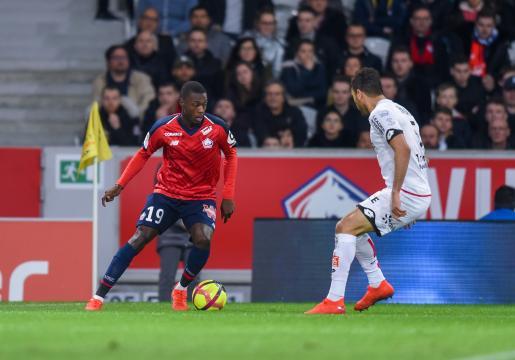 Lille assure l'essentiel, Guingamp frôle le pire - Ligue 1 - Football - lefigaro.fr
