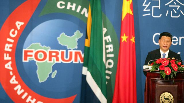 Is the United States Prepared for China to be Africa's Main - (Foto: Reprodução)