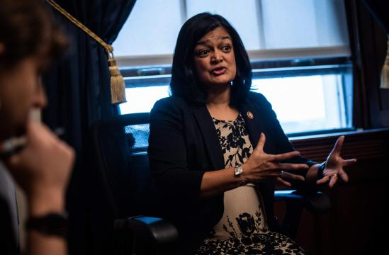 More than 100 House Democrats, including main sponsor Pramila Jayapal, to unveil comprehensive Medicare-for-all plan - thegazette.com