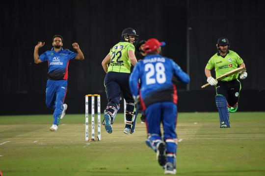 Rampaging Afghanistan aim for clean sweep over Ireland - icc-cricket.com
