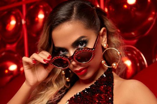 Anitta se torna assunto no Carnaval. (Imagem: Reprodução Instagram)