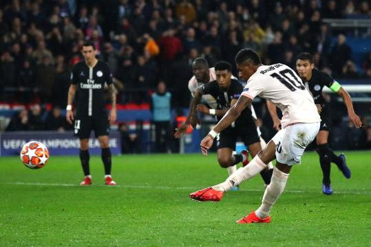 Champions League: Manchester United shock PSG, qualify for quarter ... - dailypost.ng