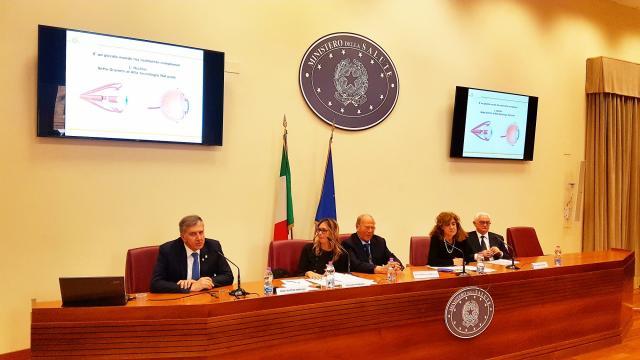 Conferenza stampa presso il Ministero della Salute (Roma, 7 marzo 2019)
