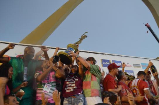 Festa da Manueira - campeã do Carnaval 2019 do Rio de Janeiro - foto: Claudio Rangel